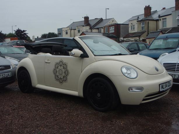 Volkswagen Beetle 1.6 S 2dr