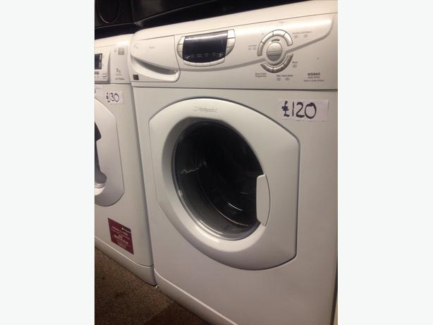 HOTPOINT WASHER / DRYER4