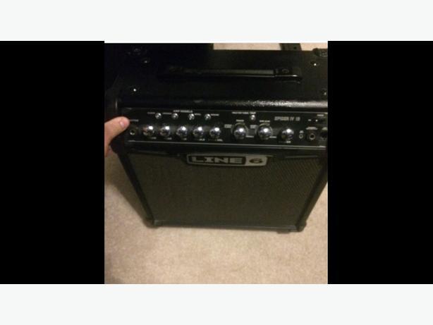 Line 6 Guitar Amplifier & pedal