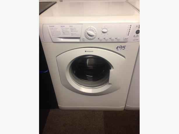 HOTPOINT 6KG WASHING MACHINE44
