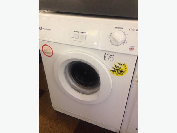 WHITE KNIGHT 7KG DRYER