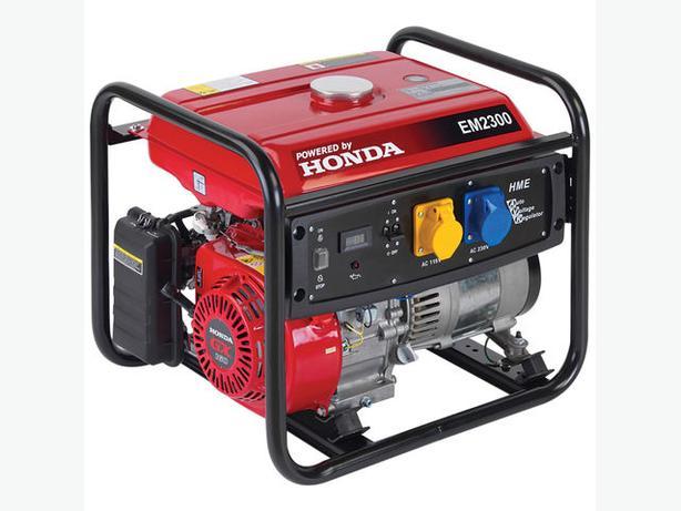 Brand New Honda EM4500 2kVA Petrol Generator with AVR
