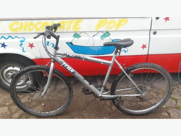 Trax TR1 mountain bike £40