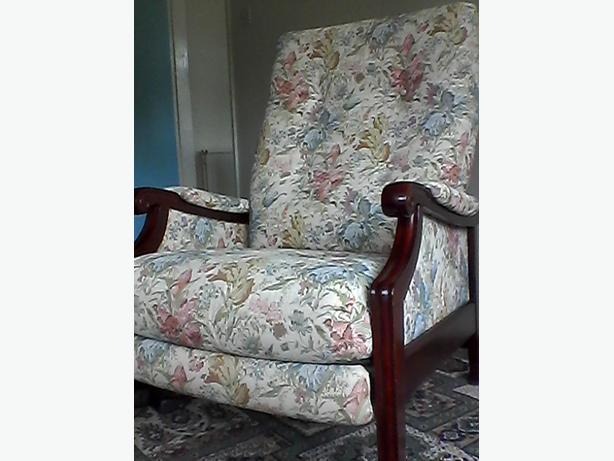 Cintique recliner Armchair