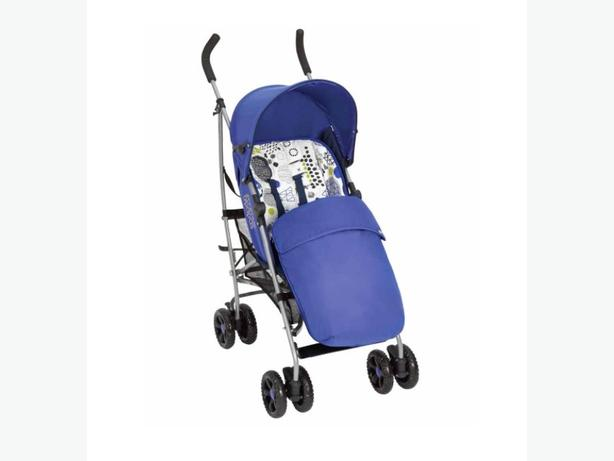 Mamas & Papas Swirl Graffiti Pushchair Package -