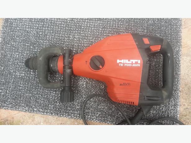 HILTI TE 700-AVR Breaker 240V