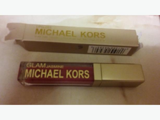 MK extrashine lipgloss new