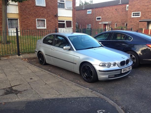 bmw 316ti compact willenhall walsall. Black Bedroom Furniture Sets. Home Design Ideas