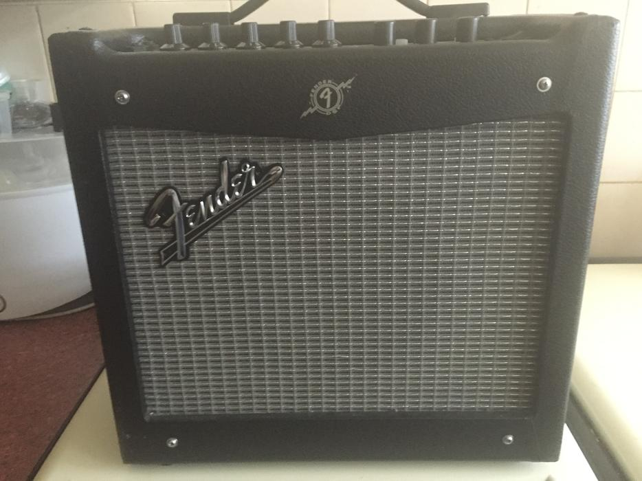 Dating fender amp mustang clean setting
