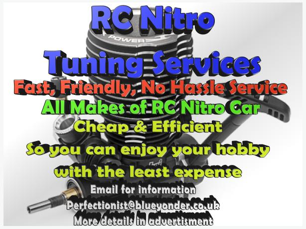 RC NITRO TUNING SERVICES