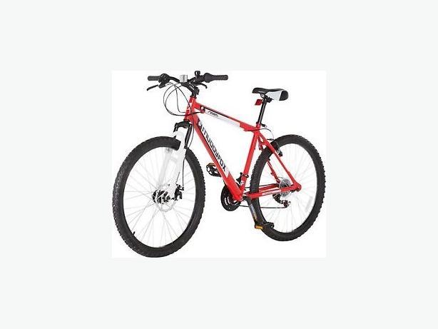 muddy fox mountin bike