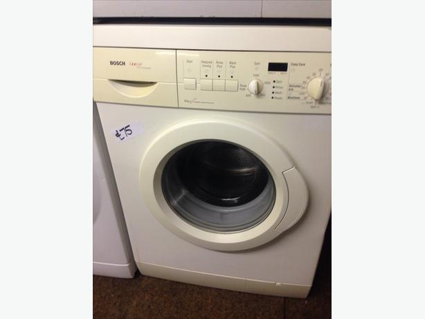 BOSCH EXXCEL WASHING MACHINE 1200 SPIN