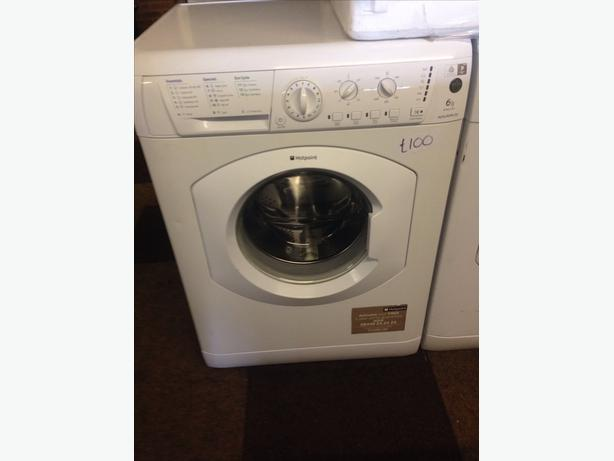 6KG HOTPOINT WASHING MACHINE ECO TECH2