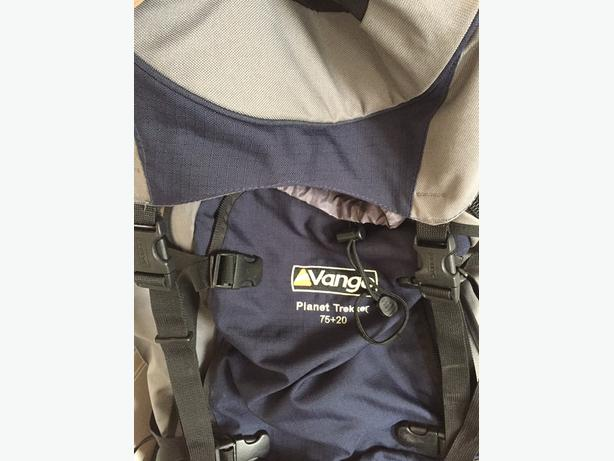 Vango Planet Trekker 75+20 Rucksack & Travel Cover