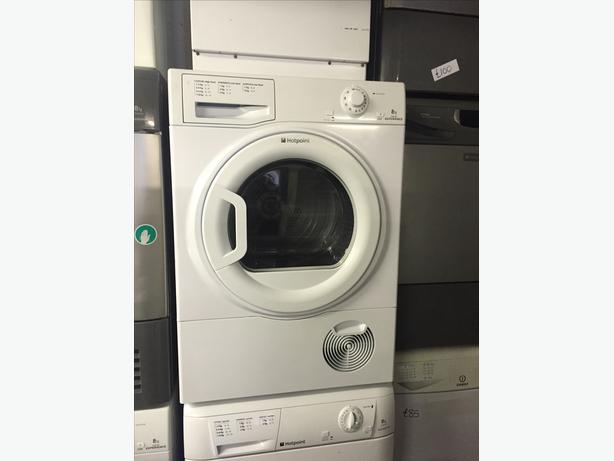 GREAT BARGAINS ON CONDENSER DRYERS WITH GUARANTEE STARTING £85