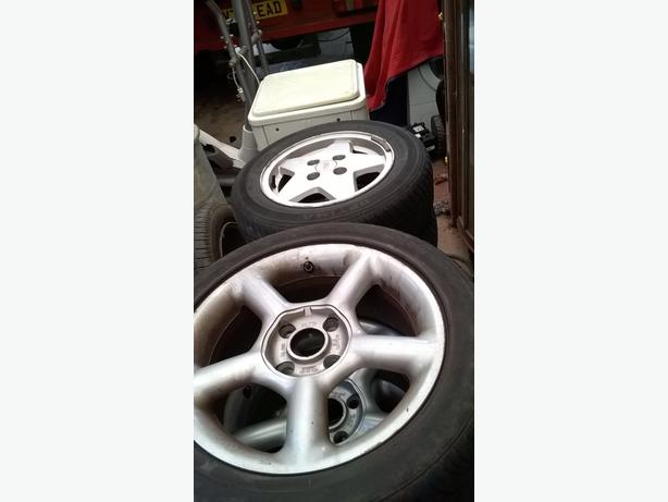 ford alloy wheels.