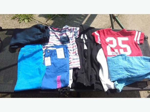 boys clothing bundle size 4/5 5/6 6/7