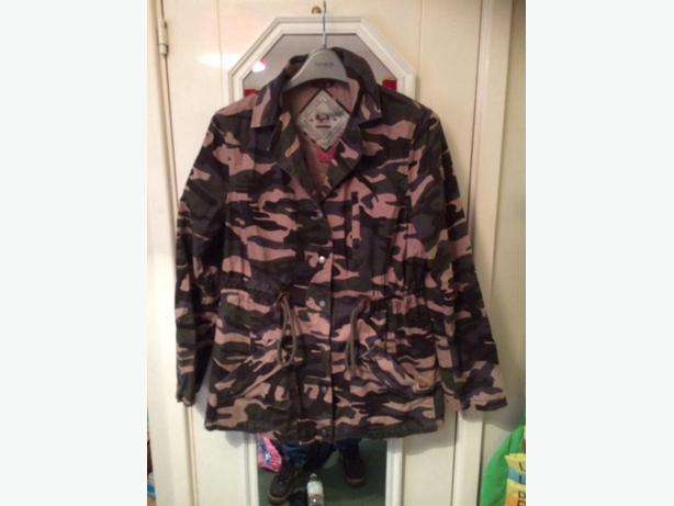 Womens Bellfield jacket 16