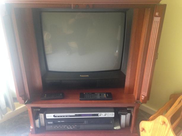 Charles Sheraton Television Cabinet