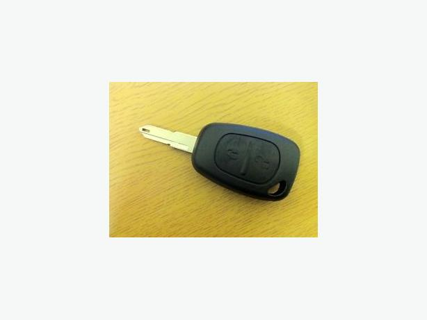 RENAULT CAR KEY LOST!! REWARD!!