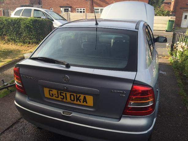Vauxhall Astra Mk4 1.6