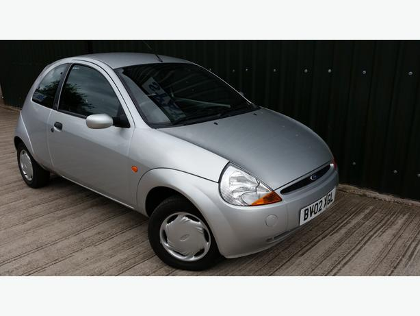 2002 FORD KA 1.3 COLLECTION