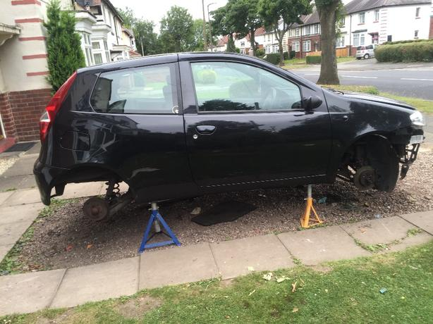 fiat punto breaking parts from £5!!!