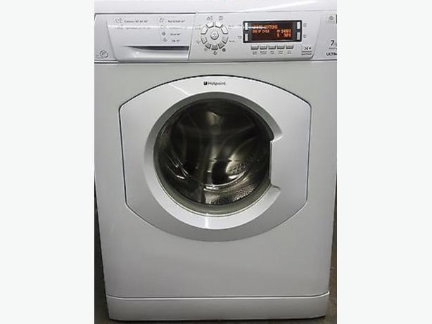 Washing machine as new, eco wash and fully digital, 1400 spin,7kg drum.