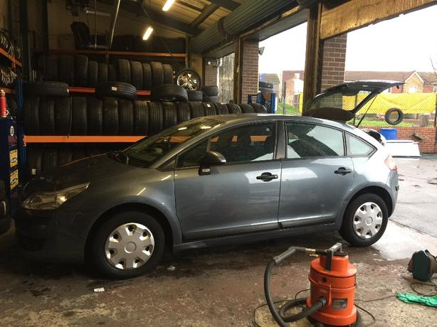 Citroen C4 2007 1.4 engine reliable car