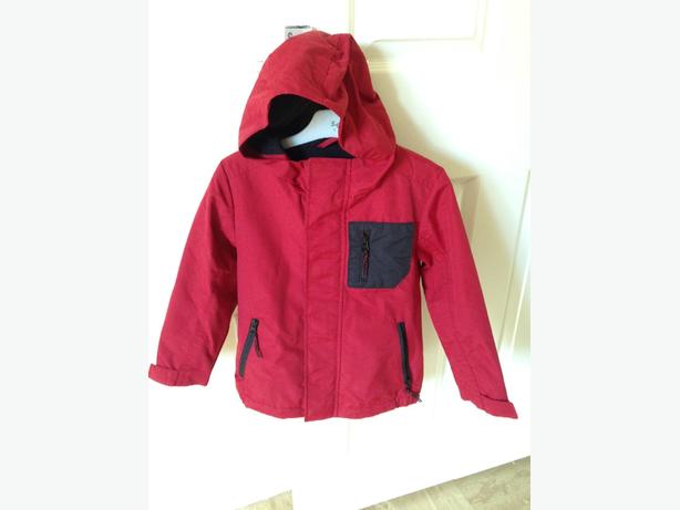 boys coat worn once age 5-6