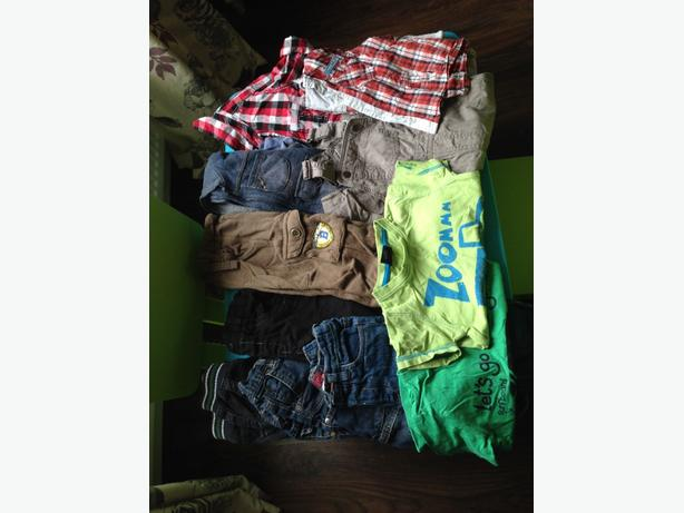 small boys bundle 12-18 months