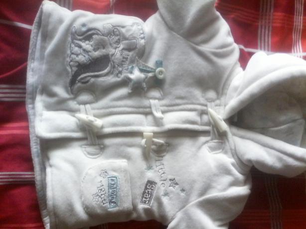 x2 disney unisex baby coats.