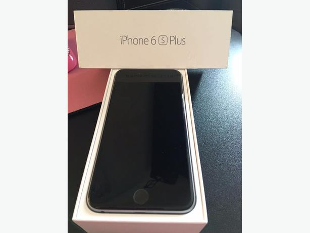 IPHONE 6S PLUS BOXED AS NEW