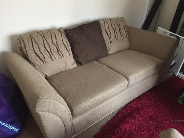 Sofa And Matching Chair Sandwell Sandwell