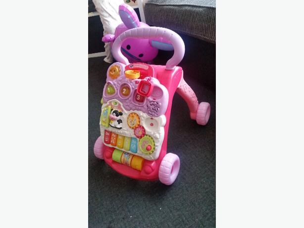 baby walker v tech