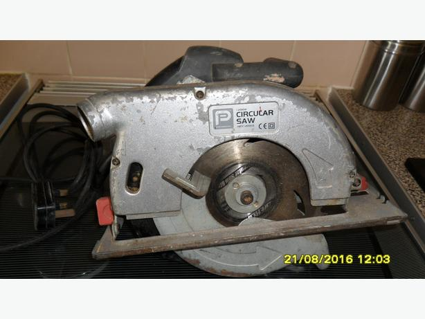 Performance Circular Saw