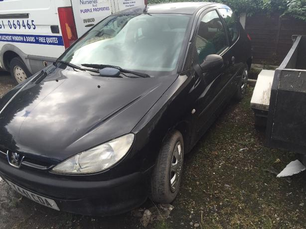peugeot 206 great for first car