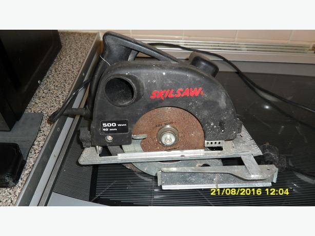 Skilsaw circular saw 40mm