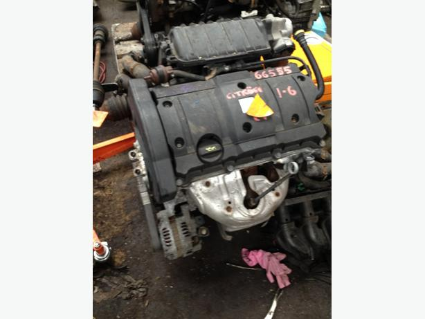 citroen 1.6 engine petrol
