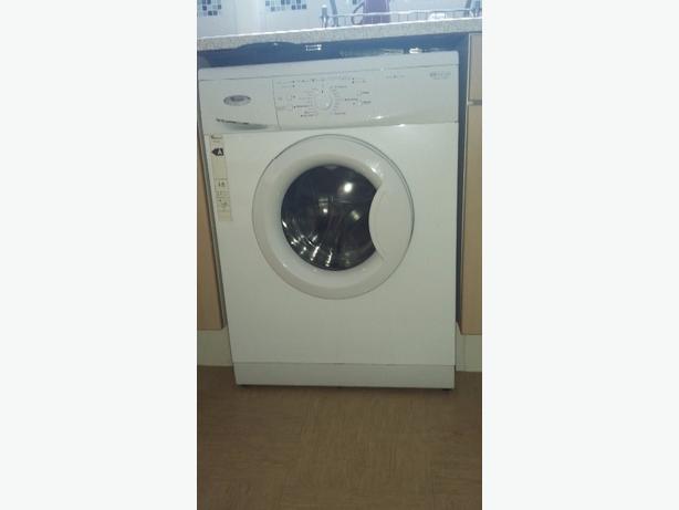 whirlpool automatic washing machine manual