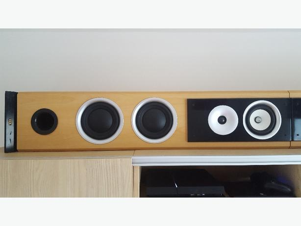TDL floor speakers