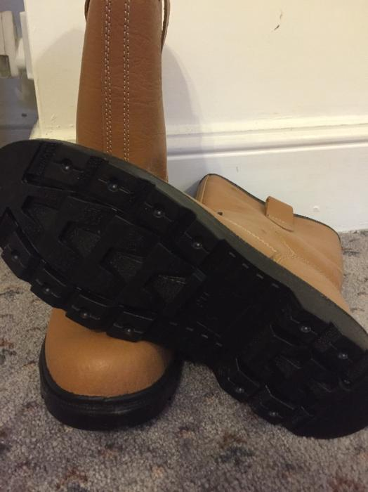 Steel Toe Shoes Hoover
