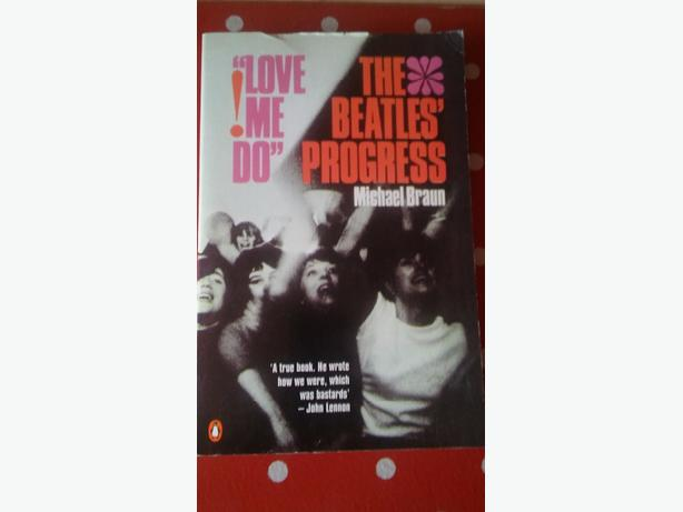 LOVE ME DO THE BEATLES PROGRESS BOOK
