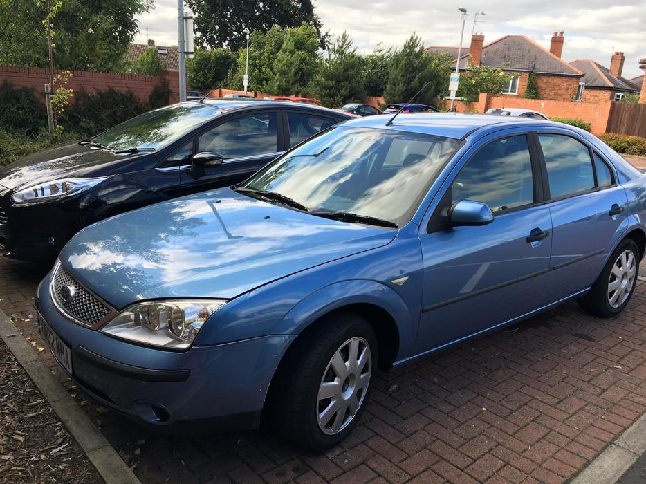 2002 ford mondeo 2 0 lx tdci blue wolverhampton walsall. Black Bedroom Furniture Sets. Home Design Ideas