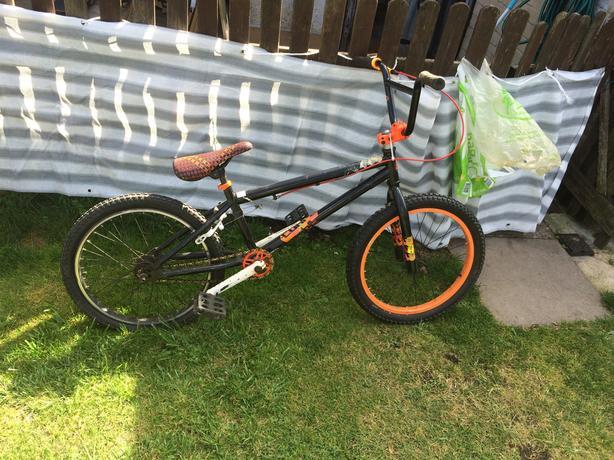 Bmx and Mountainbike Parts
