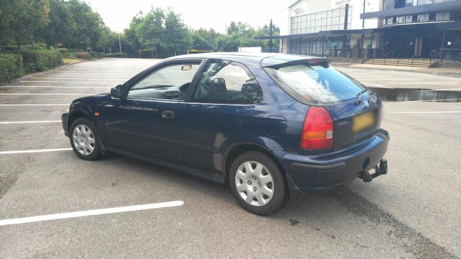 honda civic 1 4 hatchback ej9 1998 walsall wolverhampton. Black Bedroom Furniture Sets. Home Design Ideas