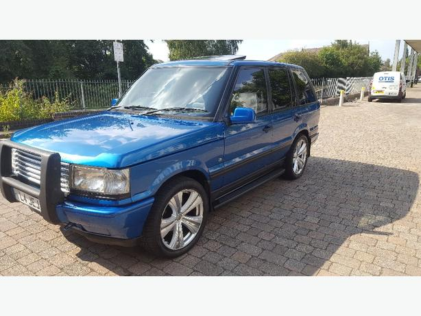 Range Rover Vogue 2.5 DSE stunner