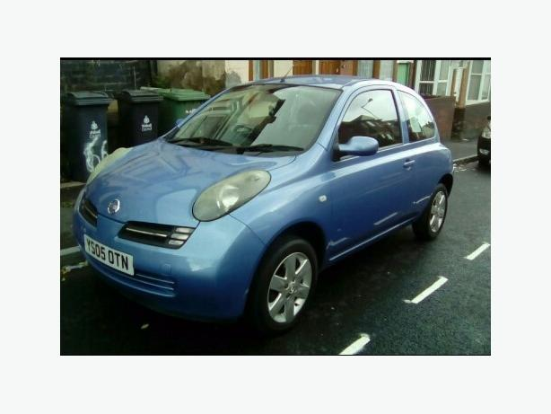 2005 MICRA 12 MONTHS M.O.T FULL SERVICE HISTORY 1 OWNER