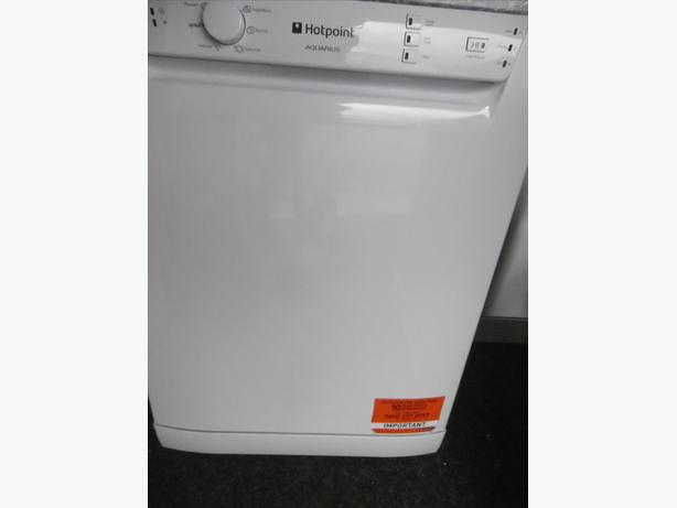 HOTPOINT Aquarius FDAL11010P Full-size Dishwasher 7 Programs White - New