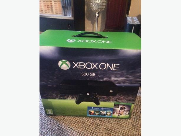 Xbox One 500gb ***Like Brand New***